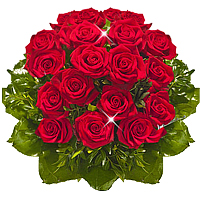 20 Red Roses with Vase, L�neburg Florist, Send Roses to L�neburg, Rose Delivery L�neburg Same Day, Send Gifts to L�neburg, L�neburg Flowers, Send Roses and Gifts to L�neburg, Germany Today.