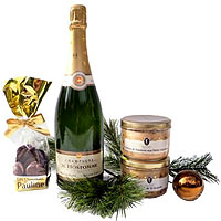 Extraordinary Sunday Special Champagne Basket
