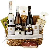 Artistic Pure Magical Moment Gift Basket