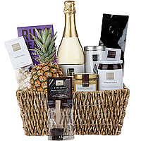Yummy Ultimate Holiday Gourmet Breakfast Basket<br>