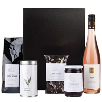 Dynamic Coffee N Tea Indulgence Gift Hamper<br>