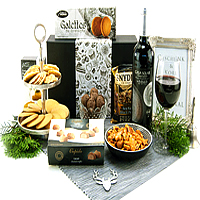 Lovable Gourmet Decadence Gift Hamper<br>