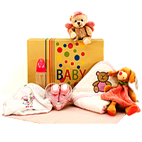 Awe-Inspiring Supreme Assortments Gift Basket<br>