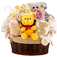 Magical Encore Gift Basket Full of Assortments<br>