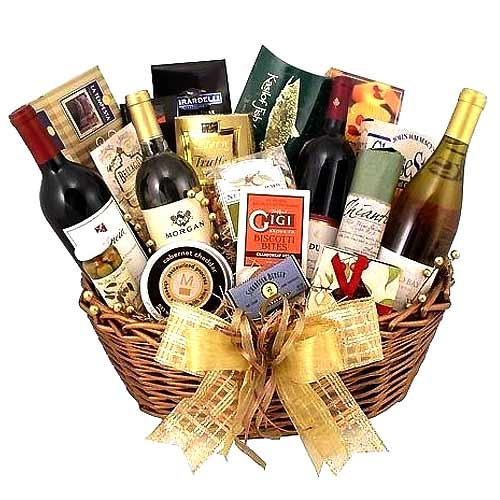 Fabulous Gift Basket from Culinaria