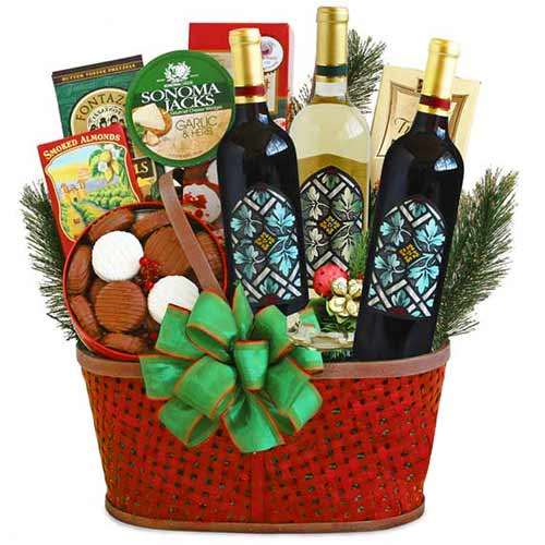 Mesmerizing Gift Hamper of Pure Pleasure