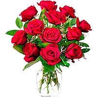 Red Roses Germany by Local Florist