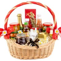 Gift Basket Lusatian autumn days