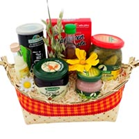 Gift Basket Small boat