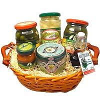 Exciting Hamper Spreewald small bowl
