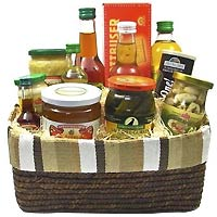 Gift Basket Hearty Spreewald Staircase