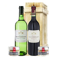Gourmet Set Bordeaux and Bons Specialties